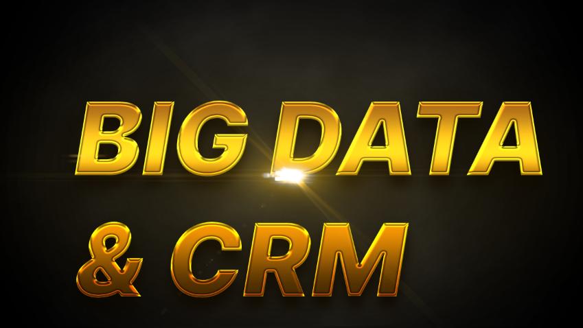 Big Data, CRM ,Marketing automation, un trío imparable.